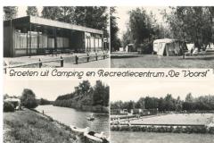 Kraggenburg - Groeten uit Camping De Voorst