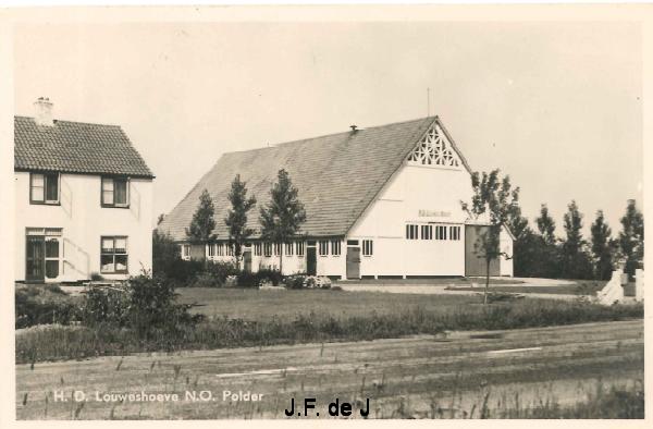 NOP - HD Louweshoeve Marknesse