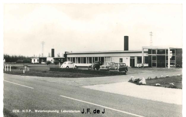 NOP - Waterloopkundig Lab Kraggenburg