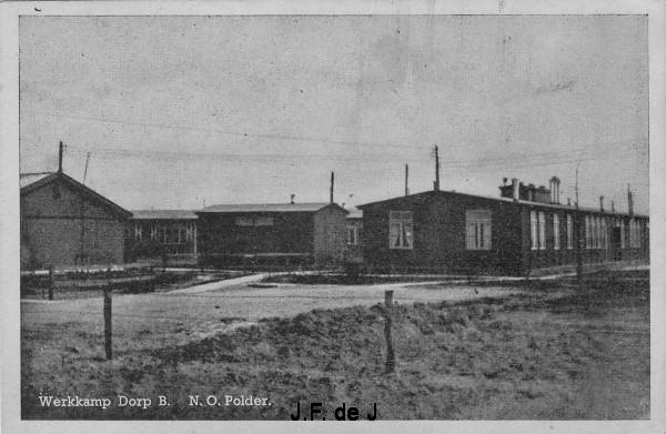 NOP - Werkkamp dorp B