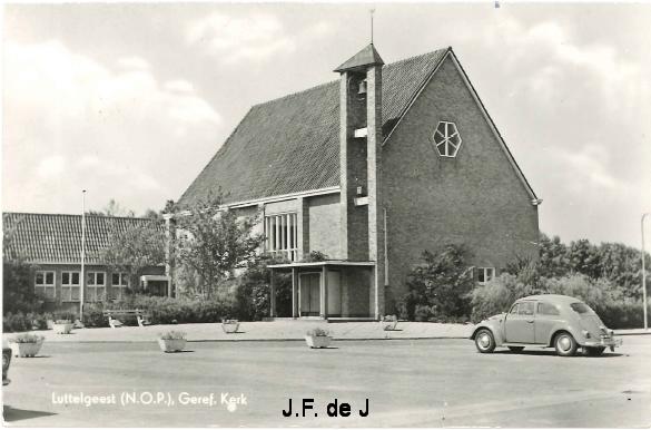 Luttelgeest - Ger Kerk