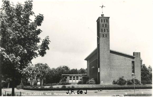 Luttelgeest - NH Kerk