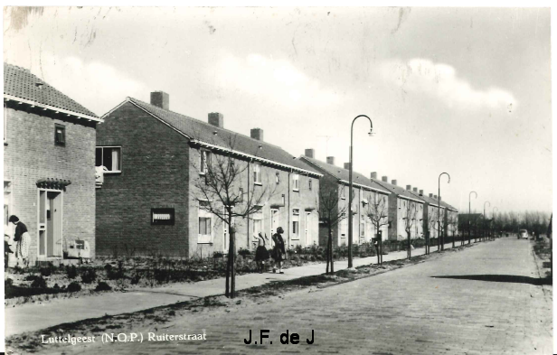 Luttelgeest - Ruiterstraat