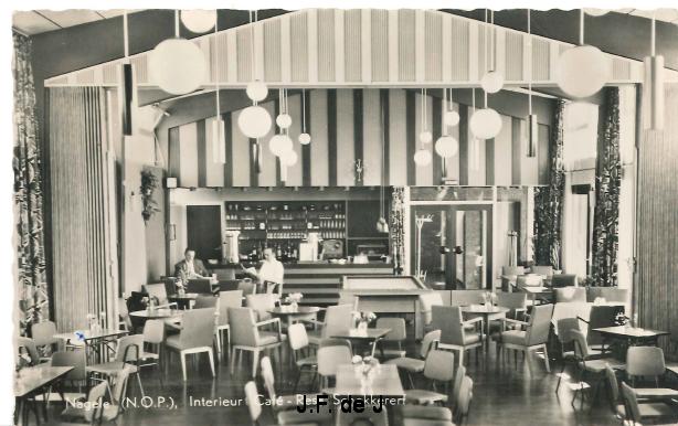 Nagele - Cafe Restaurant Schokkererf - Interieur
