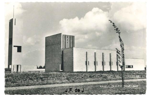 Nagele - Ger Kerk