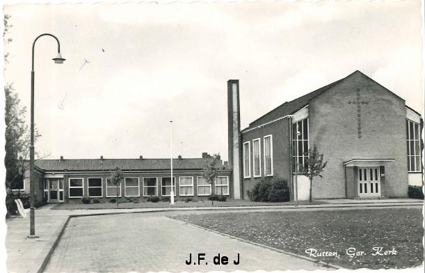 Rutten - Ger. Kerk