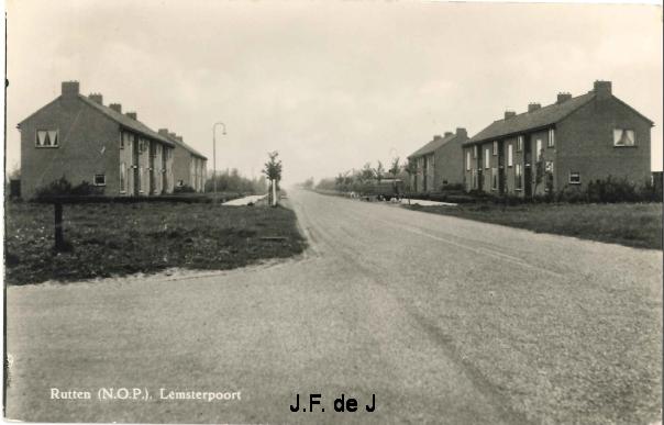 Rutten - Lemsterpoort