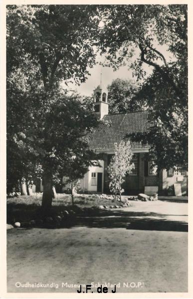 Schokland - Oudheidkundig Museum NOP