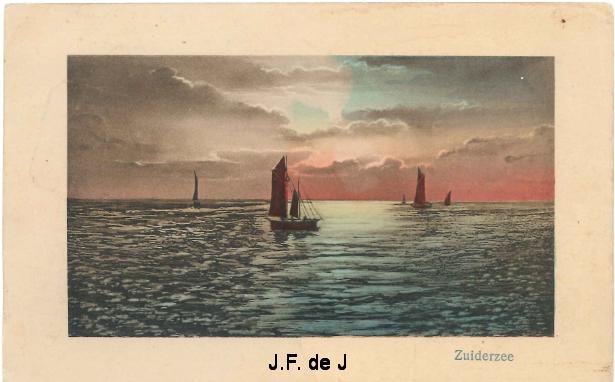 Schokland - Zuiderzee