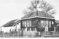 Schokland - Noorderpunt Oud Misthoornhuis